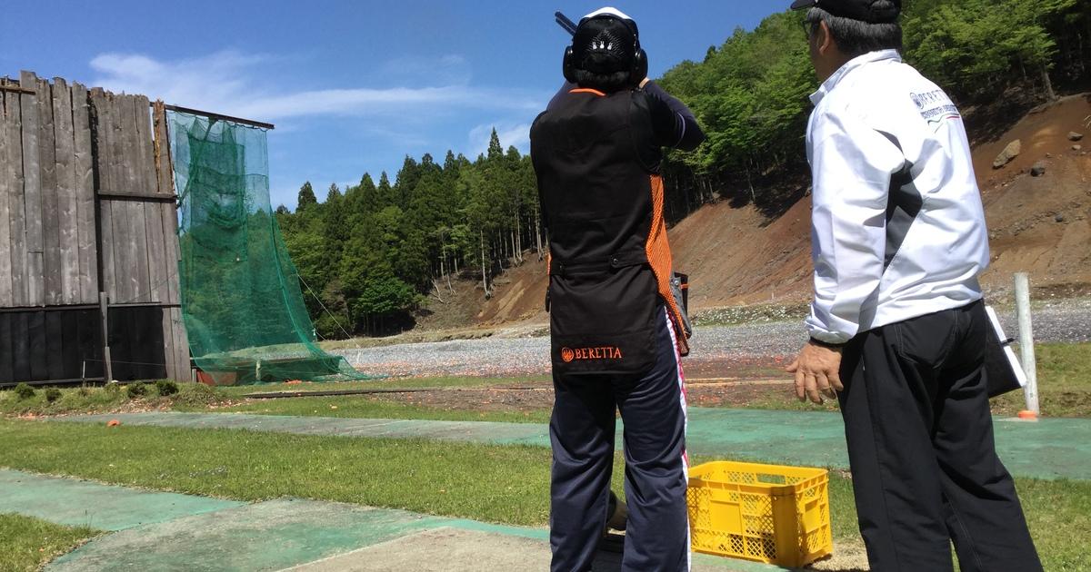クレー 射撃 声 クレー射撃の免許取得方法は?大阪愛知県などを調査してみた!
